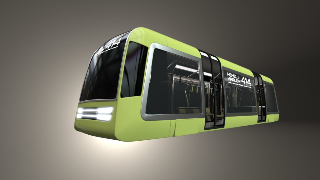 MRT Vehicle: A414